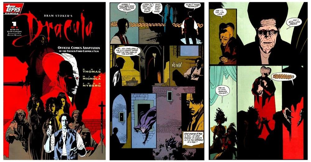Bram Stoker's Dracula Adaptation
