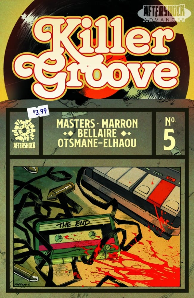Music, Mayhem, And Emotional Tragedy In KILLER GROOVE #5