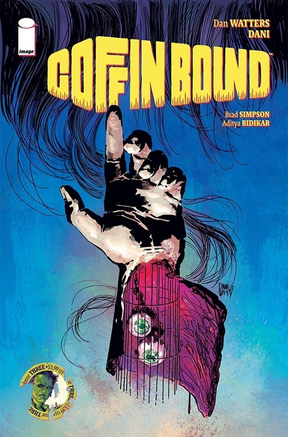Philosophy And Horror, Hand In Hand In COFFIN BOUND #3