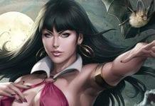 Vampirella #4