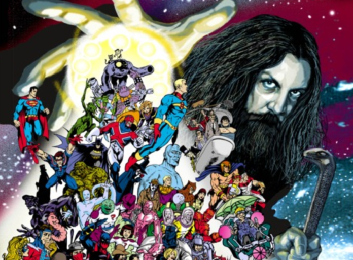A Change of Consciousness: The Legacy of Alan Moore 12