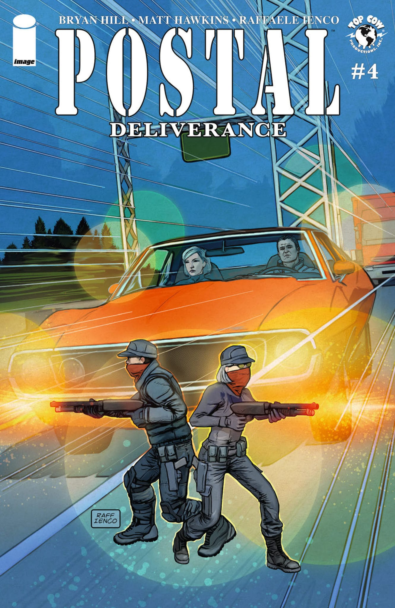 postal deliverance exclusive preview image comics top cow