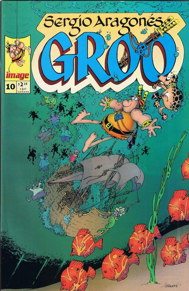 How GROO Changed My Concept of What A Comic Book Could Be 1