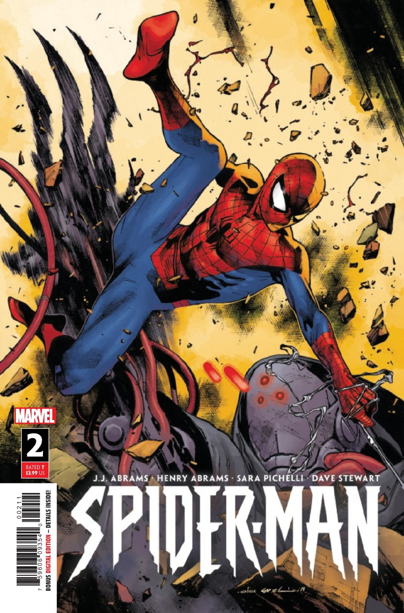 Exclusive Preview: Spider-Man #2