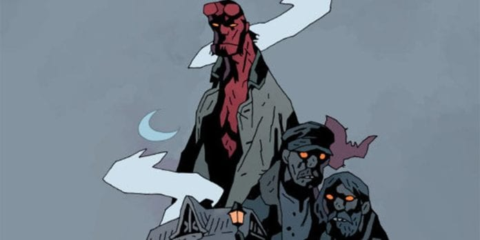 HELLBOY AND THE B.P.R.D.: LONG NIGHT AT GOLOSKI STATION 8