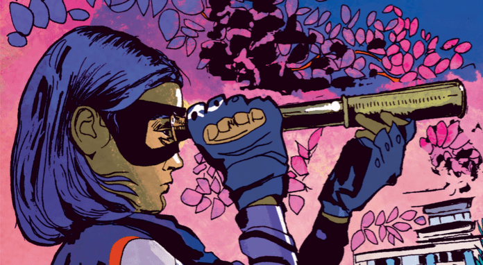 HIT GIRL Season 2 #9 Provides Beauty And Horror In Equal Measure