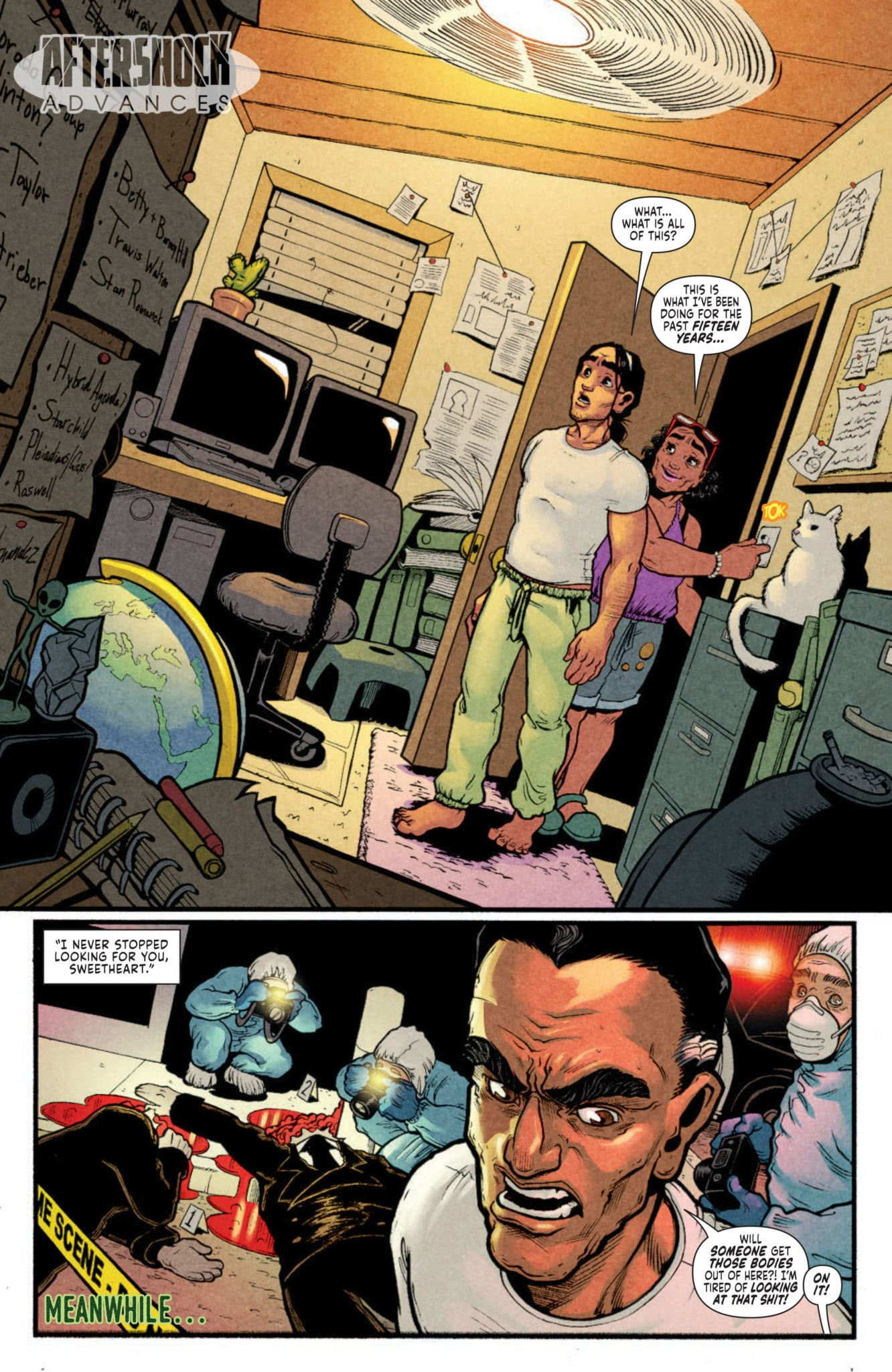 aftershock comics exclusive preview midnight vista #3