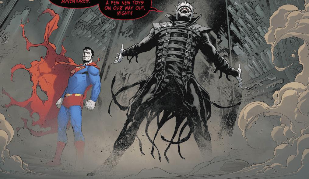 Review: Batman/Superman #3 - Rise of the Scarab Supreme 4