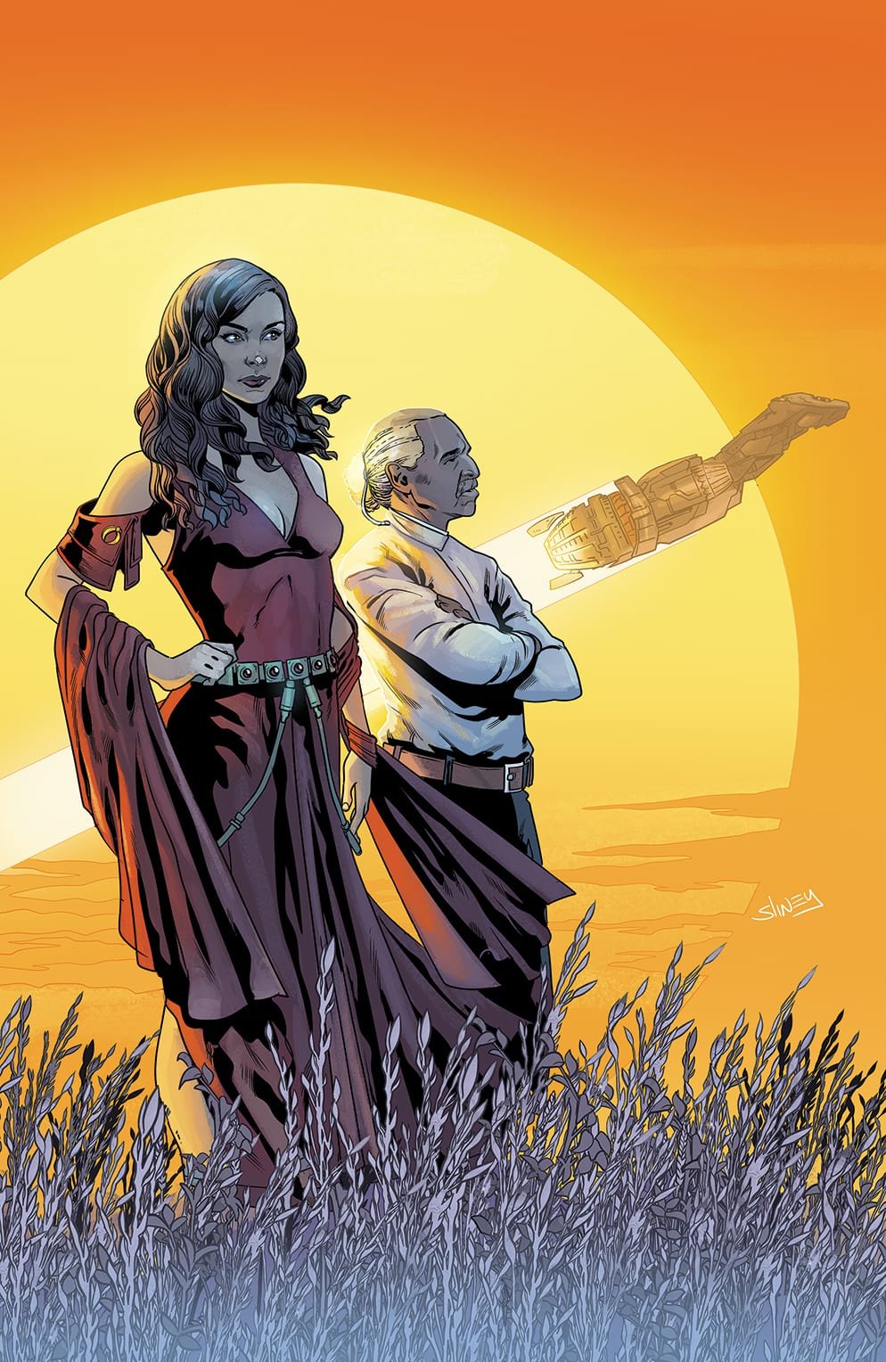 FIREFLY #10 Is A Strong Reminder The Battle Never Ends 3