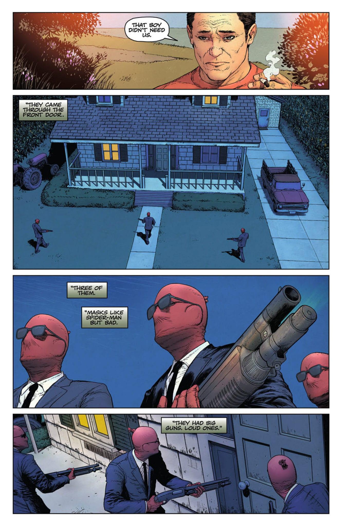 Image Comics/Top Cow Exclusive Preview: POSTAL: DELIVERANCE #4 2