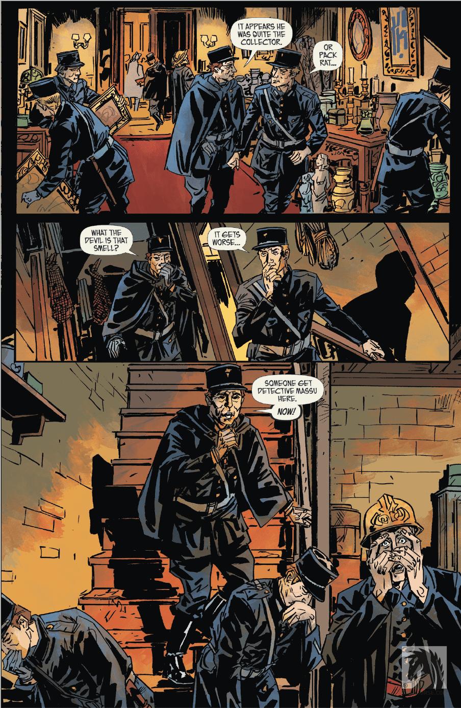 butcher of paris stephanie phillips interview dark horse comics