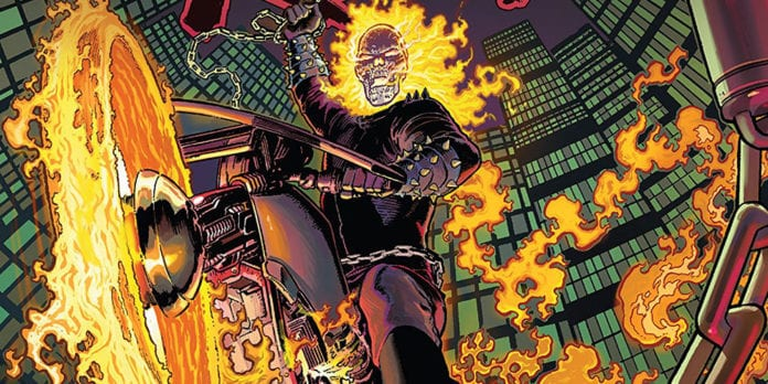 Review: Marvel's GHOST RIDER #1 Begins One Hell of a Story 8