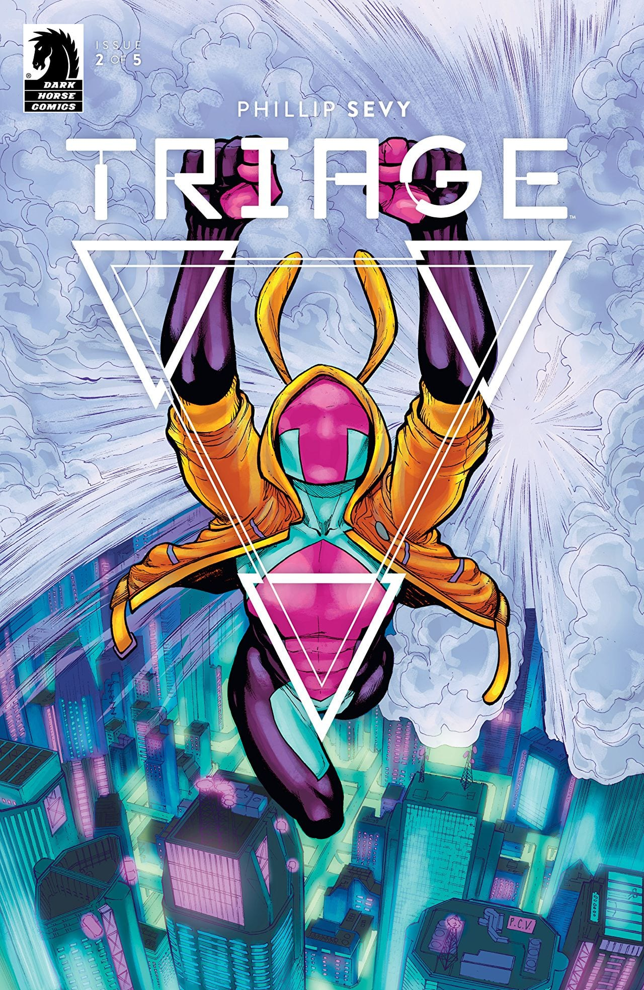 Review: In TRIAGE #2, Phillip Sevy's Characters Shine 1