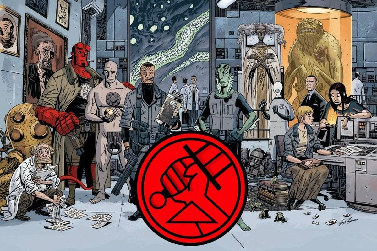 Why You Should Start Reading Mike Mignola's HELLBOY Universe