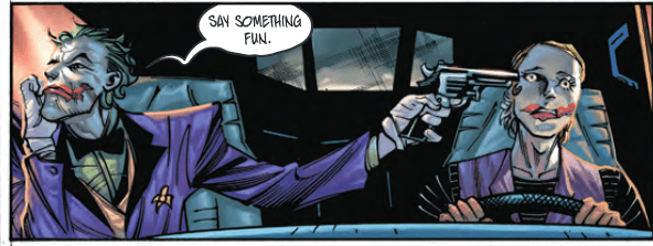 Review: JOKER: YEAR OF THE VILLAIN #1 - Painting the Town Bloody 2