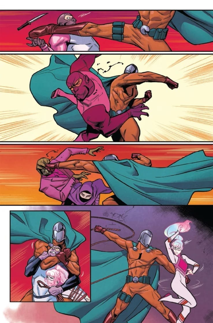 RUNAWAYS #25: Who Is Doc Justice? 4
