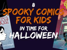 Spooky Kids Comics