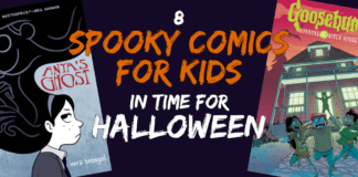 Spooky Kids Comics