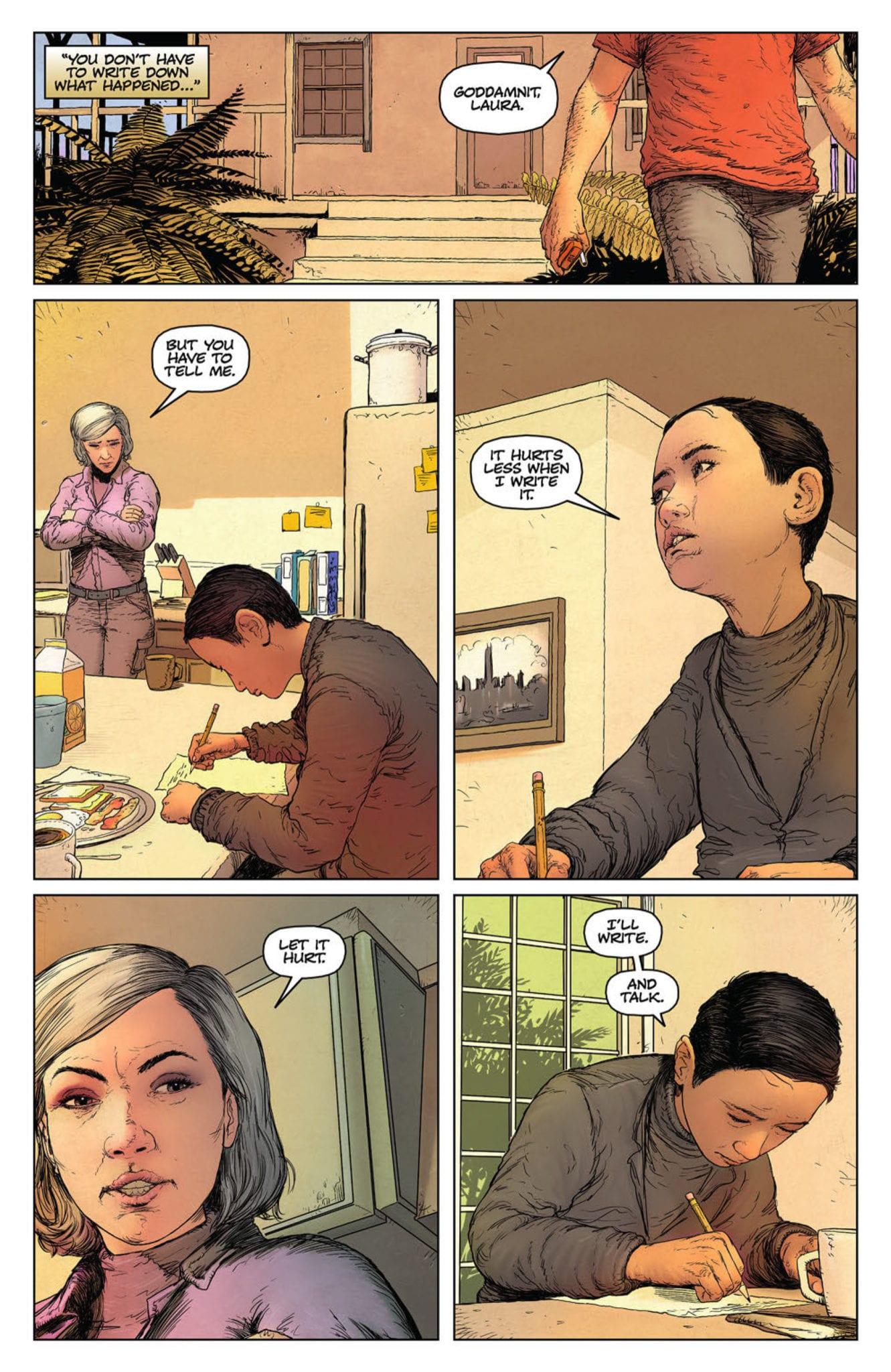 Image Comics/Top Cow Exclusive Preview: POSTAL: DELIVERANCE #4 1