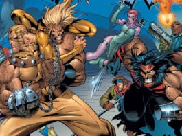 The Love Story of the AGE OF APOCALYPSE