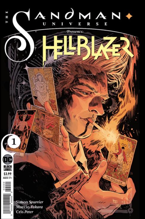 hellblazer nycc dc comics