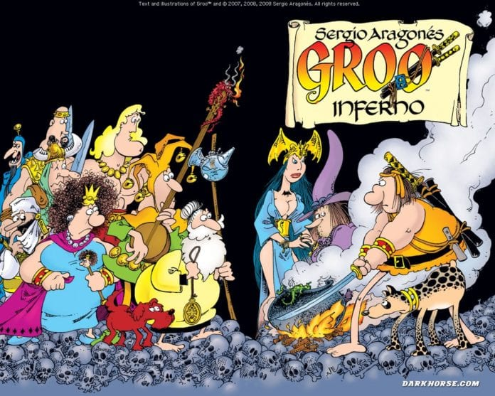 How GROO Changed My Concept of What A Comic Book Could Be 6