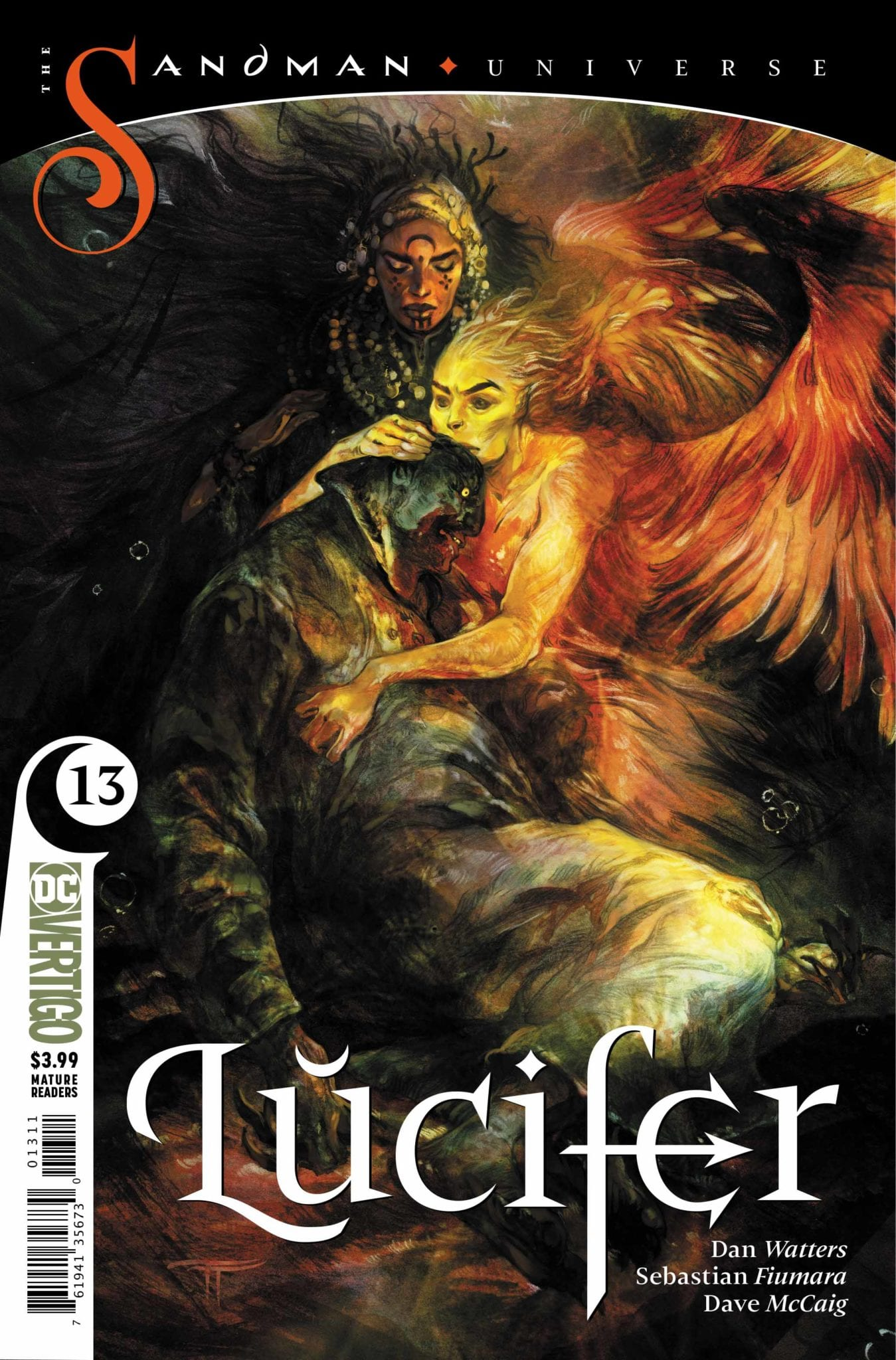Exclusive Preview: LUCIFER #13