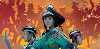 RONIN ISLAND #7 variant cover