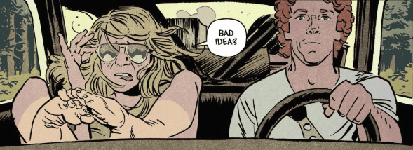 Review: BASKETFUL OF HEADS #1- Glorious 80's Summer Camp Horror 4
