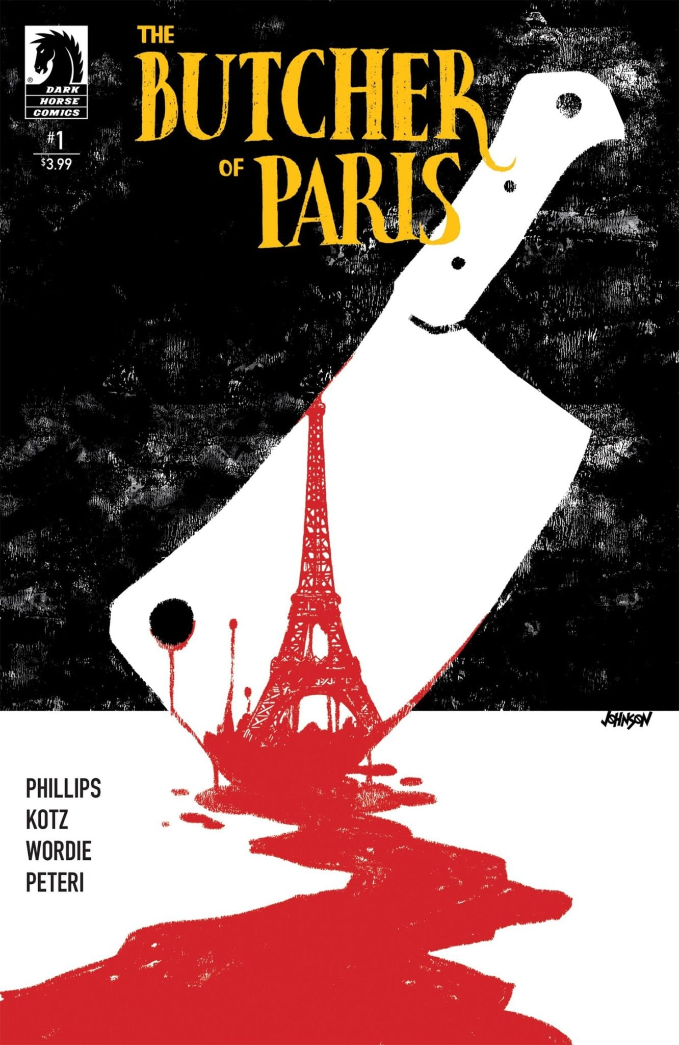 Interview: Stephanie Phillips Talks THE BUTCHER OF PARIS 1