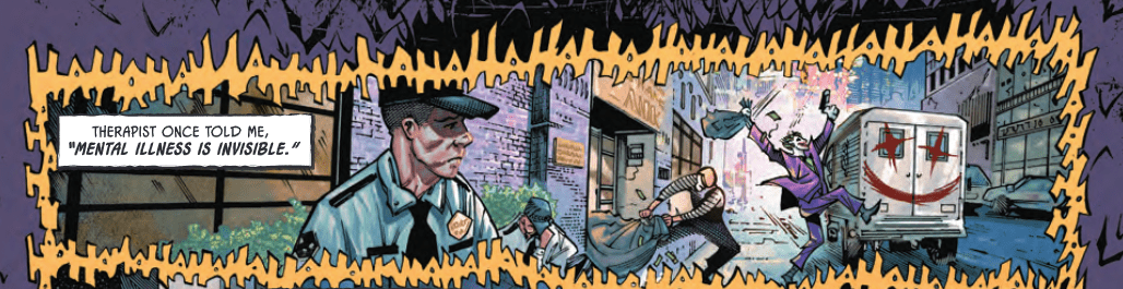 Review: JOKER: YEAR OF THE VILLAIN #1 - Painting the Town Bloody 3