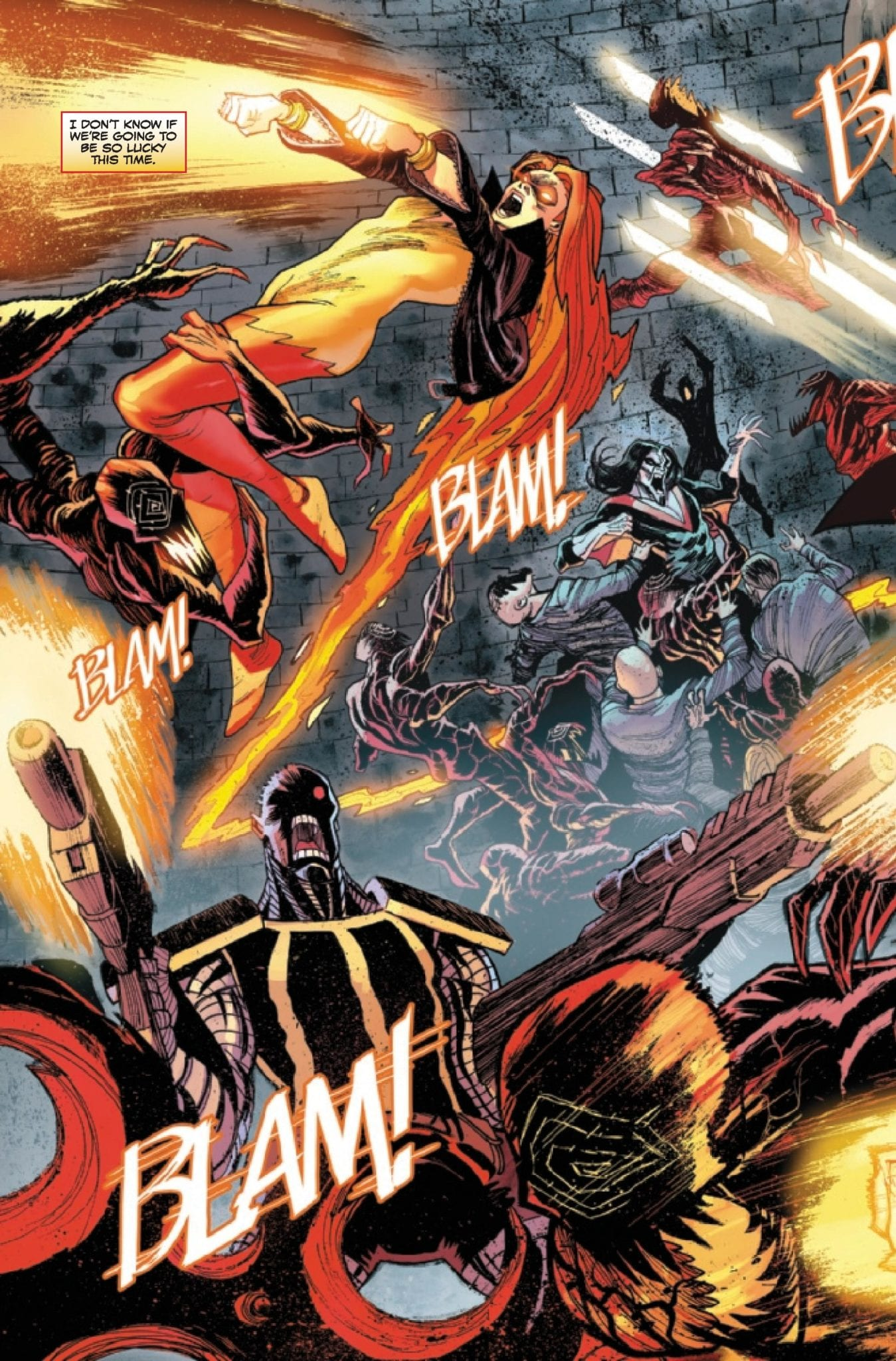 Exclusive Preview: ABSOLUTE CARNAGE: LETHAL PROTECTORS #3