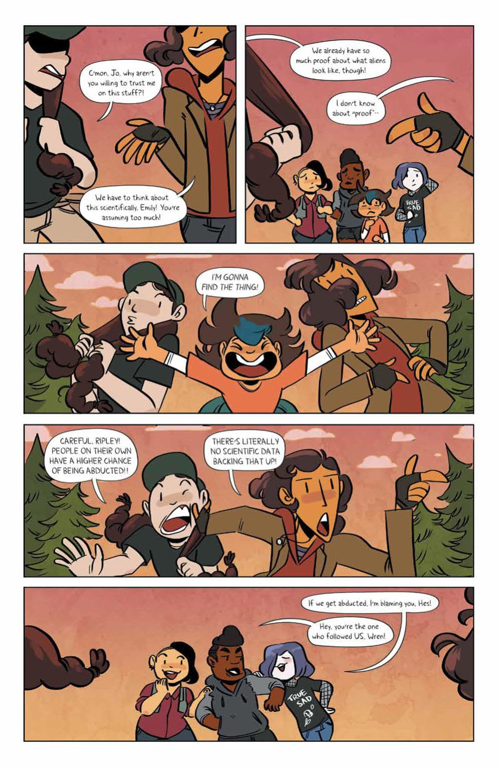LUMBERJANES #67 - A Strong Reminder Why We Love This Series 4