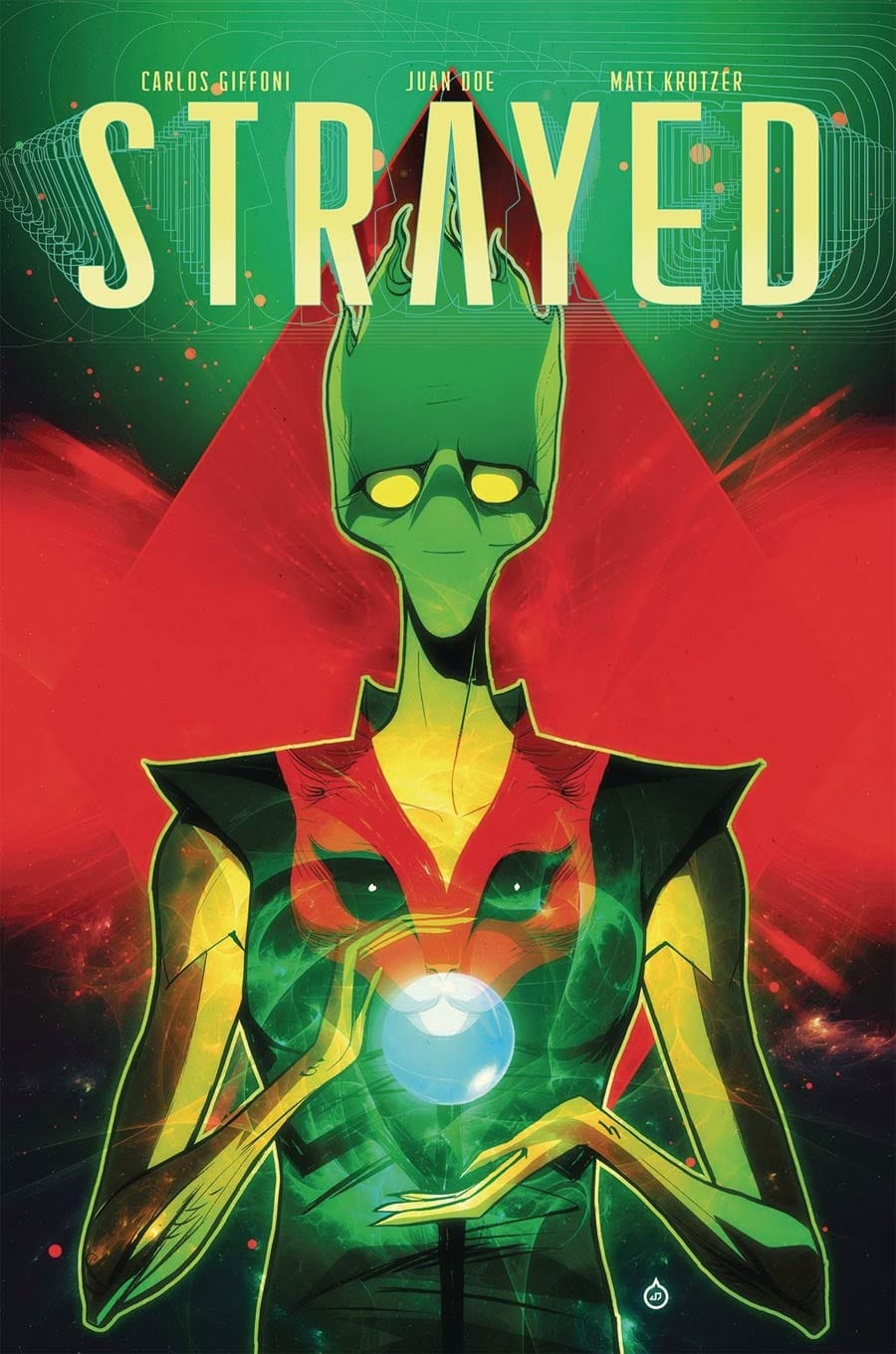 STRAYED #3 - A Tale Full Of Revelations And Plotting 1