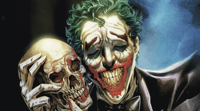 Review: JOKER: YEAR OF THE VILLAIN #1 - Painting the Town Bloody 10
