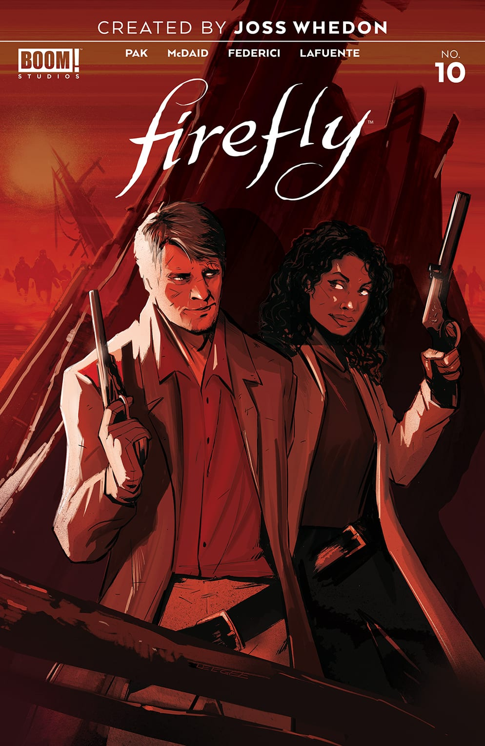 FIREFLY #10 Is A Strong Reminder The Battle Never Ends 1