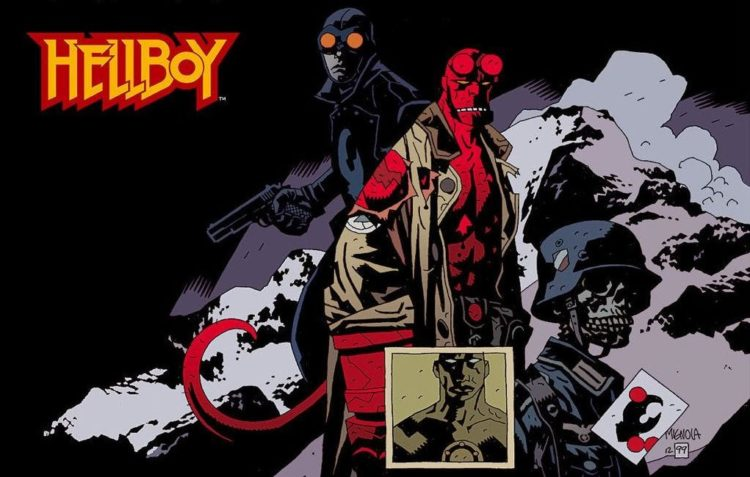 Why You Should Start Reading Mike Mignola's HELLBOY Universe 3