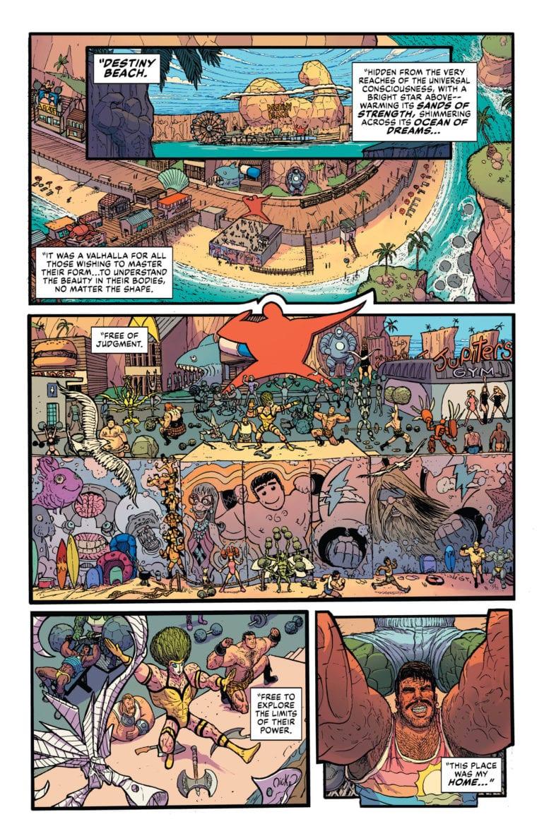 Doom Patrol WotW 4 p1