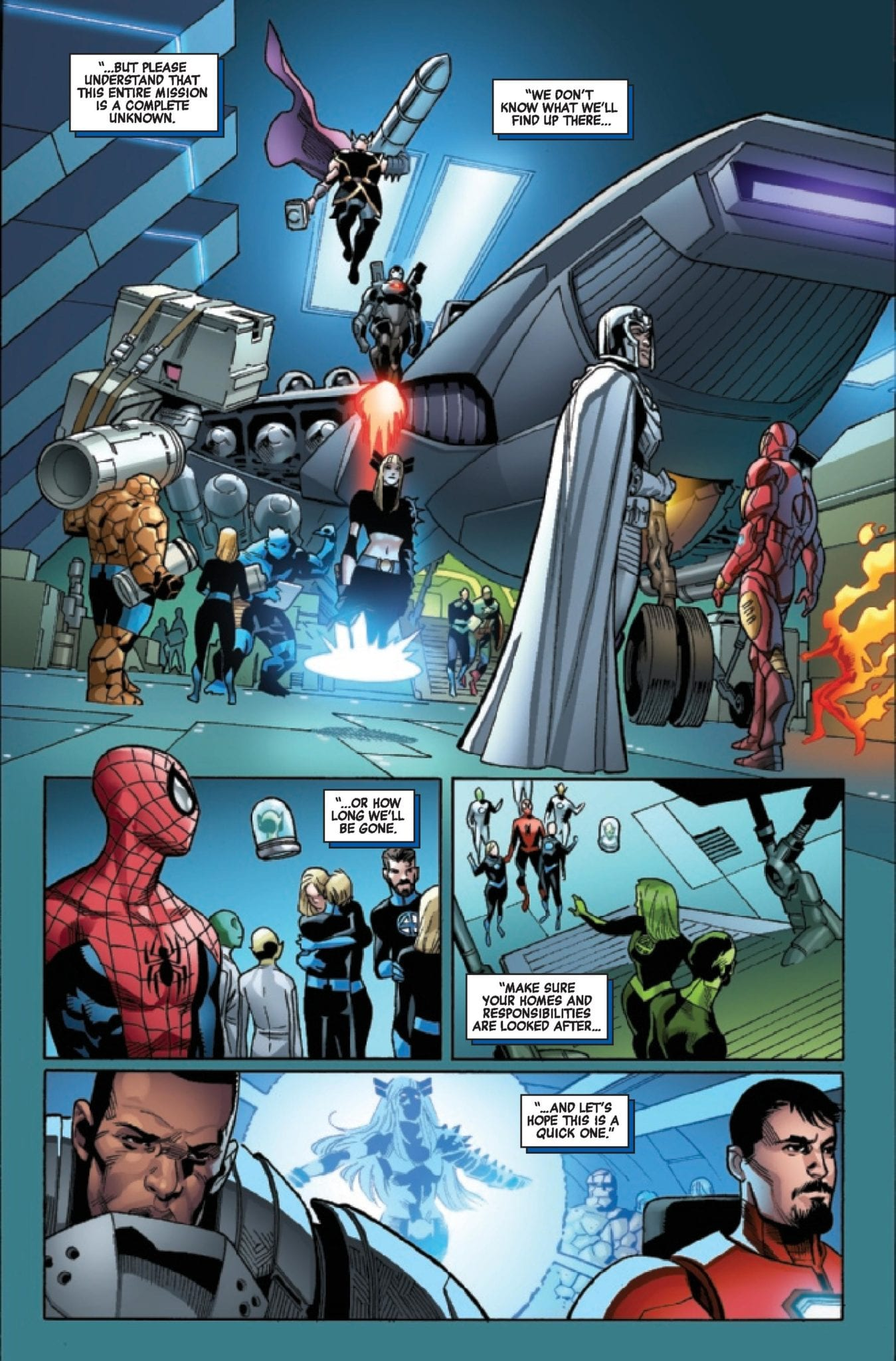 Exclusive Preview: Marvel Zombies: Resurrection 1