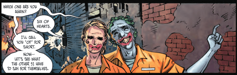 Review: JOKER: YEAR OF THE VILLAIN #1 - Painting the Town Bloody 1