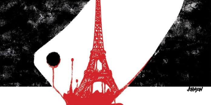 butcher of paris dark horse comics stephanie phillips interview