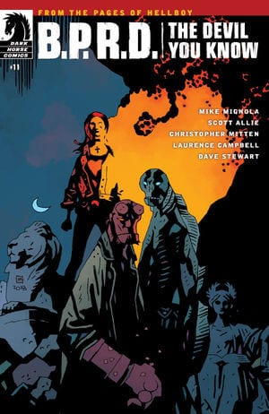Why You Should Start Reading Mike Mignola's HELLBOY Universe 4