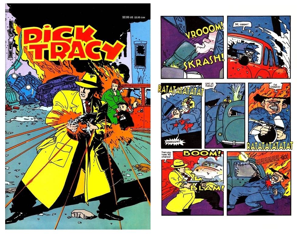 Dick Tracy Adaptation