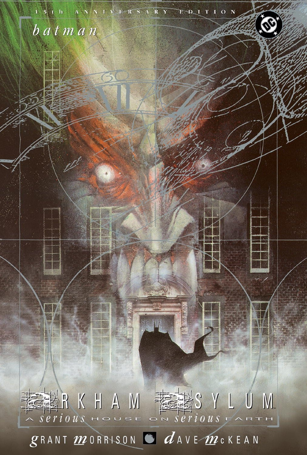 30 Years of ARKHAM ASYLUM: A SERIOUS HOUSE ON A SERIOUS EARTH 2