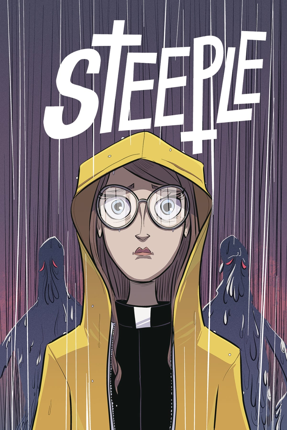 STEEPLE #2 - There's More Than One Way to Fight Evil 1