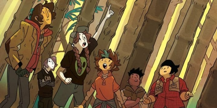 LUMBERJANES #67 - A Strong Reminder Why We Love This Series 8