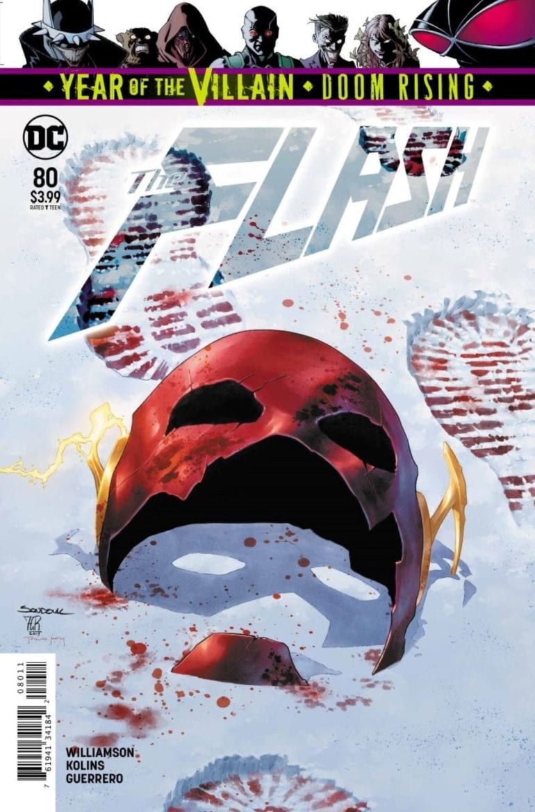 Flash 80 Cover