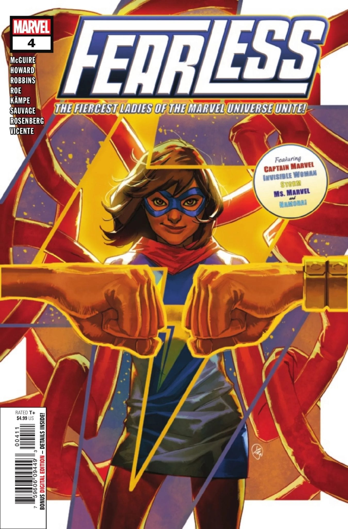 How FEARLESS #4 Concludes A Memorable Series 1