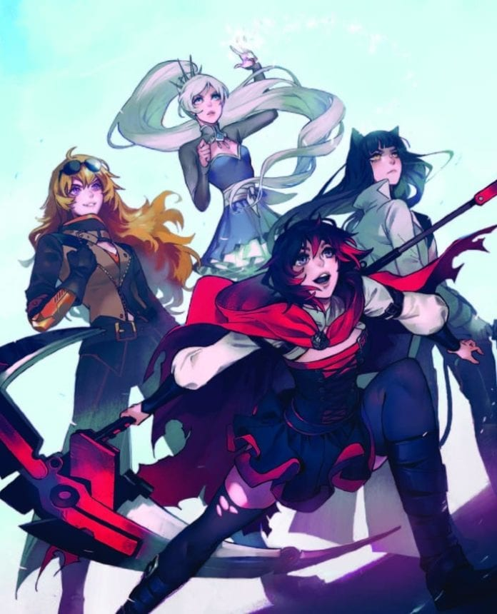 DC Comics' RWBY Holds True To Source, While Creating Something New 6