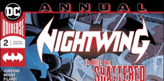 Review: NIGHTWING Annual #2